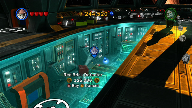 lego star wars 3 red power bricks locations guide (wii, pc, ps3