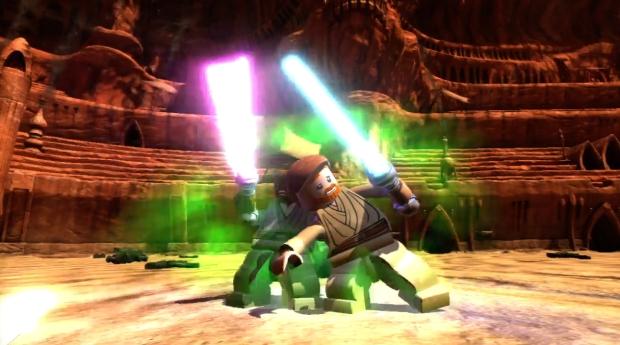 Lego Star Wars 3 cutscene picture