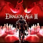 Dragon Age 2 Blood logo wallpaper by CrossDominatriX5
