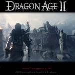 Dragon Age 2 Castle Vision wallpaper (Xbox 360, PS3, PC, Mac)