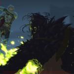 Dragon Age 2 Legends artwork wallpaper - Be Legendary