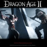 Dragon Age 2 melee wallpaper