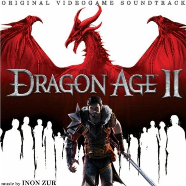Dragon Age 2 original soundtrack artwork