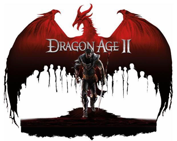 Dragon Age 2 walkthrough box artwork for Xbox 360, PS3, PC, Mac