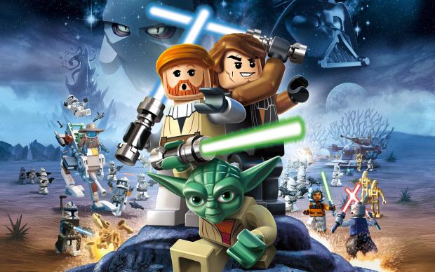 Lego Star Wars 3 wallpaper 1920x1200