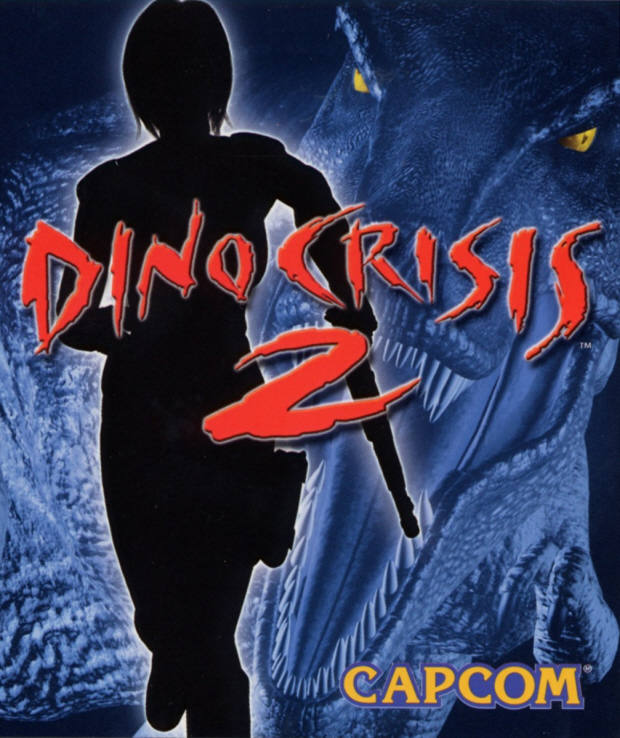 Dino Crisis 2 walkthrough box artwork