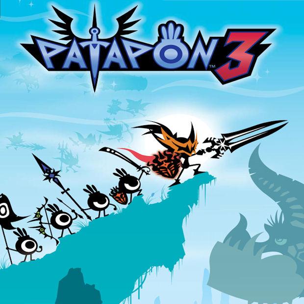 Patapon 3 walkthrough artwork