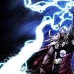 The power of lightning!