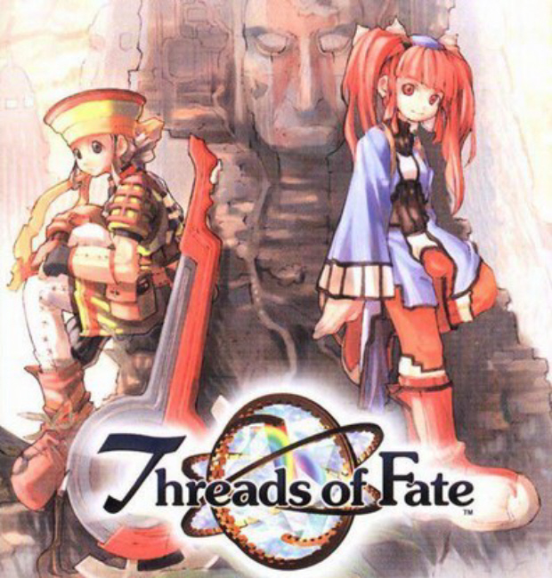 Threads of Fate walkthrough box artwork