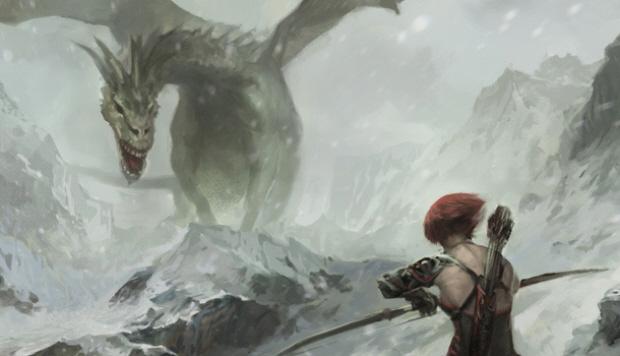 Dragon Age art