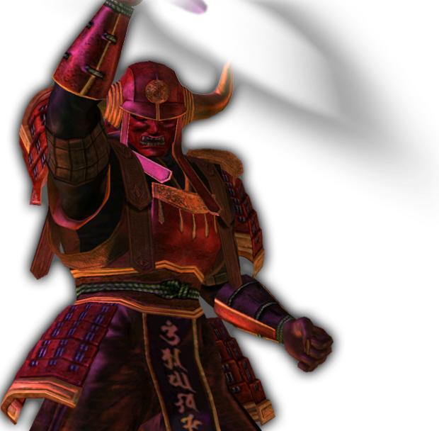 Dead or Alive Dimensions secret character Genra/Omega