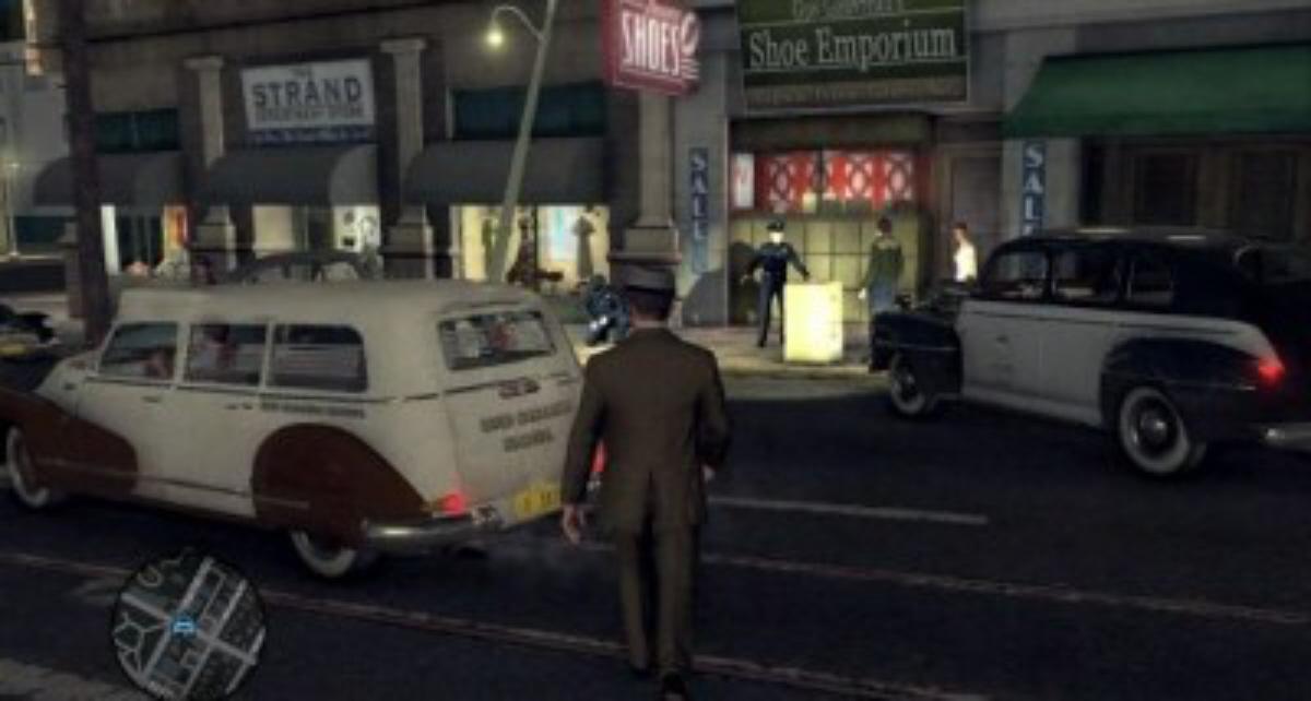 LA Noire Vehicles Locations Guide (Xbox 360, PS3)