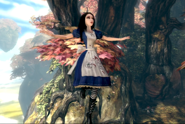 Alice Madness Returns Review Screenshot