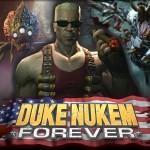 Duke Nukem Forever Logo Wallpaper