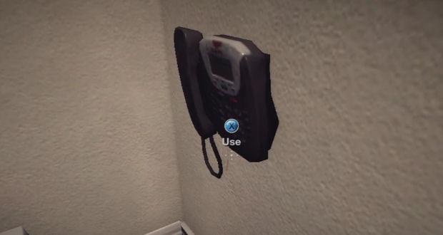 Duke Nukem Forever Phone Messages Location screenshot