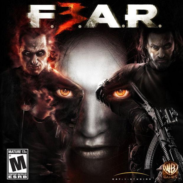 FEAR 3 walkthrough box artwork