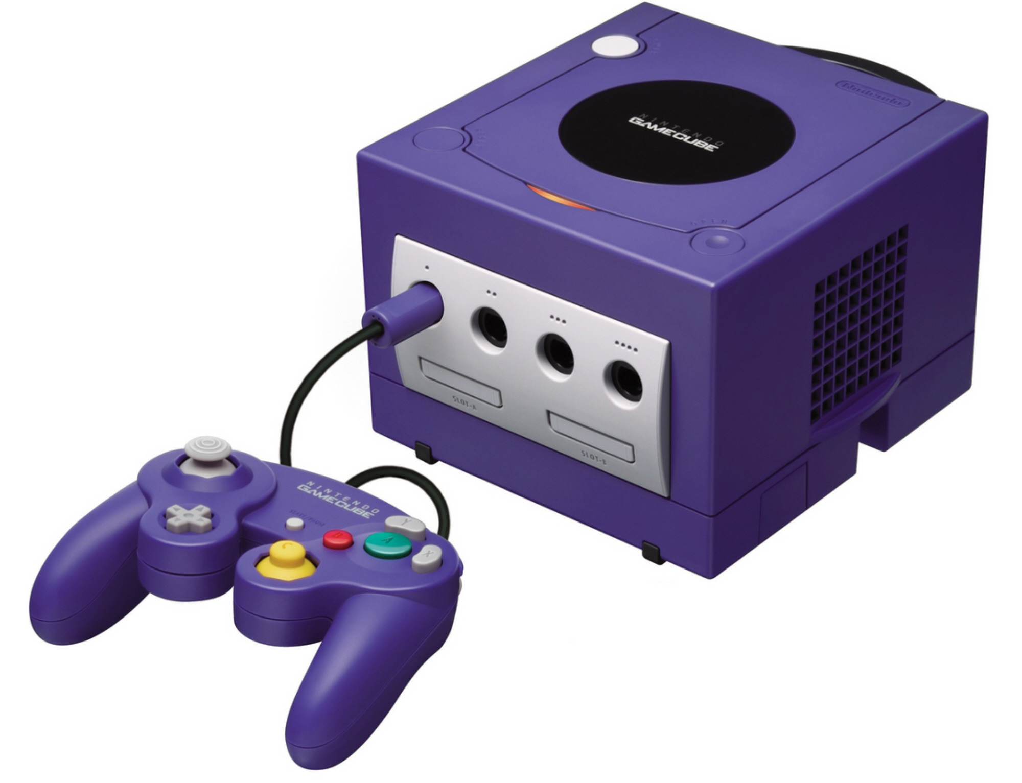 Do Wii games work on the GameCube? - Answers