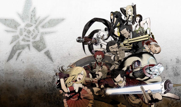 No More Heroes wallpaper