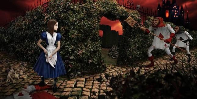 American McGee's Alice Screenshot