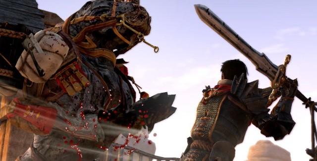 Dragon Age 2 Legacy walkthrough screenshot
