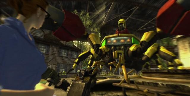 Fallout: New Vegas Old World Blues DLC walkthrough screenshot