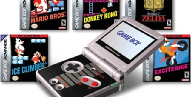 Game Boy Advance NES Classics