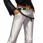 King of Fighters XIII Iori Yagami Character Artwork