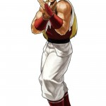 King of Fighters XIII Andy Bogard Character Artwork
