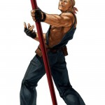 King of Fighters XIII Billy Kane Character Artwork