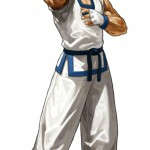 King of Fighters XIII Kim Kaphwan Character Artwork