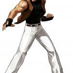 King of Fighters XIII Robert Garcia Character Artwork