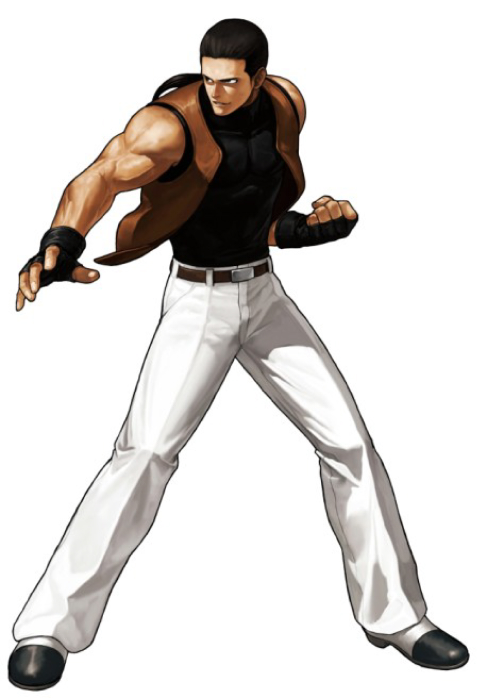 King of fighters xiii robert garcia character artwork - King of fighters characters pictures ...