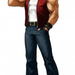 King of Fighters XIII Terry Bogard Character Artwork
