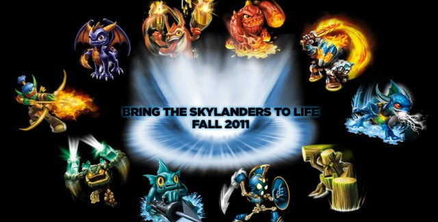 Skylanders: Spyro's Adventure character roster