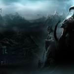 Skyrim Wallpaper Horns