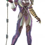 Soul Calibur 5 Ivy artwork. She hasn't aged!