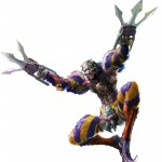 Soul Calibur 5 Voldo Artwork
