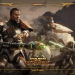 Star Wars: The Old Republic Wallpaper Bounty Hunter