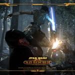 Star Wars: The Old Republic Wallpaper Jedi Fight