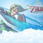 Zelda: Skyward Sword Wallpaper Clouds By Leob