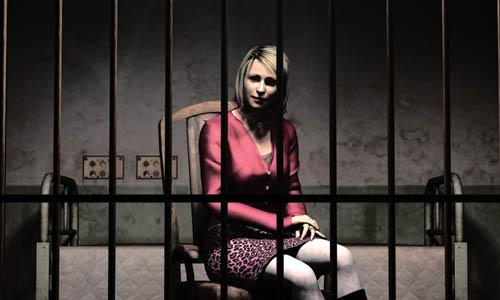 Maria Silent Hill 2