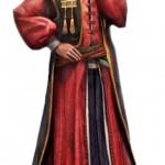 Assassin's Creed: Revelations Suleiman I Characters List Screenshot