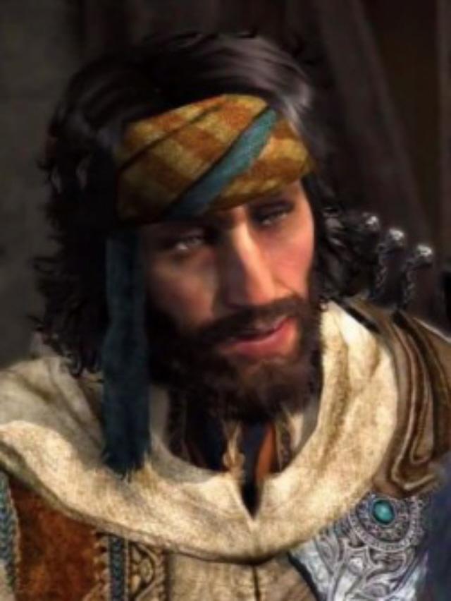 Assassin's Creed: Revelations Yusuf Tazim Characters List Screenshot