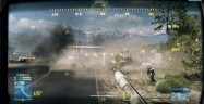 Battlefield 3 Screenshot - Tanks In Action