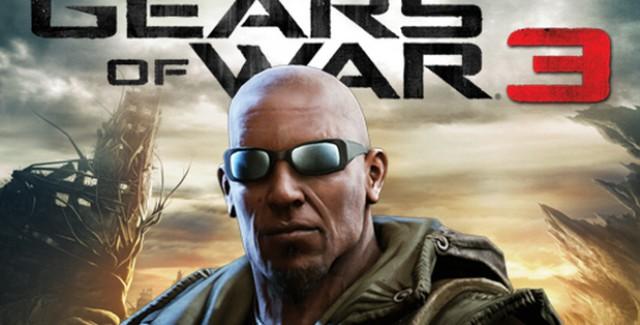 Gears of War 3 Griffin Character Artwork Bonus