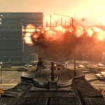 GoldenEye 007: Reloaded Wallpaper - Tanks and Explosions, Oh My!