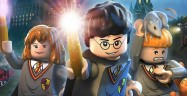 Lego Harry Potter Years 1-4 Boxart