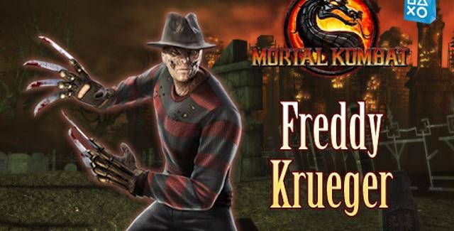 Mortal Kombat 2011 Freddy Kreuger DLC out now