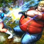 Street Fighter x Tekken Bob Character Screenshot