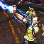 Street Fighter x Tekken Cole MacGrath Character Screenshot